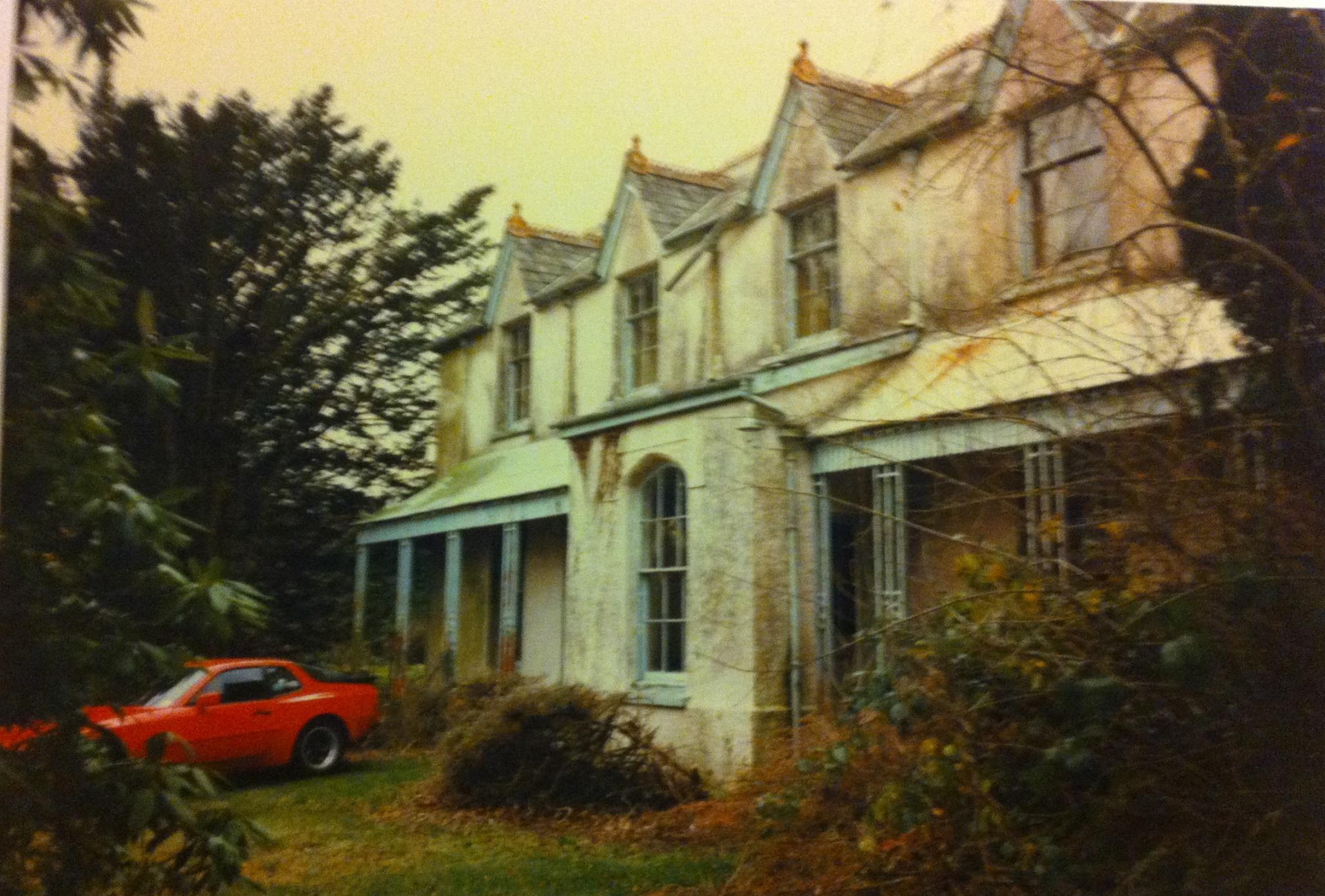 Tyllwyd Mansion 1980's