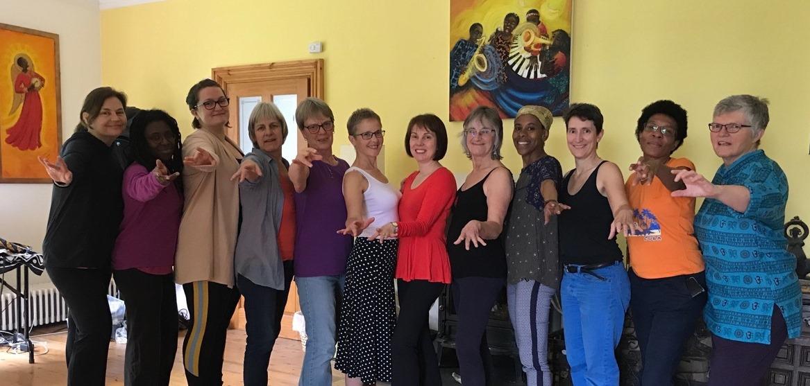 Salsa Yoga Line up 2017